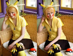 Pikachu: Sunny Outlook by AnyaPanda