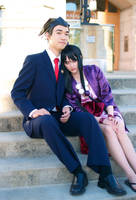 Ace Attorney: Turnabout Naptime by AnyaPanda