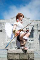 Pit: Angelic Hero by AnyaPanda