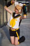 Kagamine Rin: Cadenza Cutie by AnyaPanda
