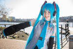 Hatsune Miku: Springtime Radiance by AnyaPanda