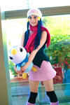 Dawn/Hikari: Piplup Trainer by AnyaPanda