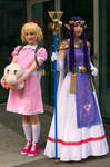 Nintendo Sisters by AnyaPanda
