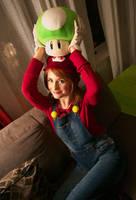 Mario [GB]: 1-Up! by AnyaPanda