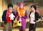 Hiro, Honey, and Gogo by AnyaPanda