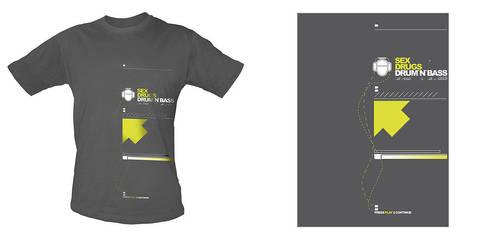 sddnb tshirt by dioxyde
