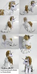 LoveLaruaLands custom Bride by Tamisery