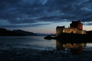 A typical Scottish castle by wilkopicture