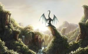 Dragon by dem888