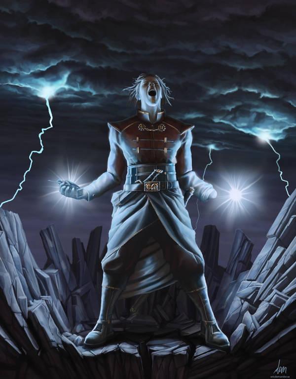 Rand al'Thor by dem888