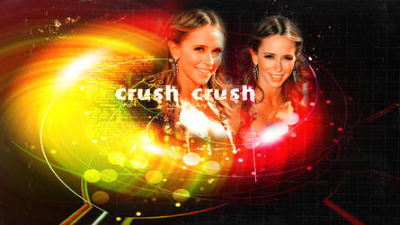 Crush crush on Jennifer Love by SerenaLuv