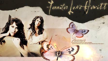 Jennifer LOVEs dreamer by SerenaLuv