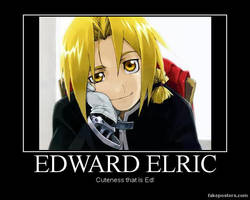 Edward Elric by ExpressionThruArt