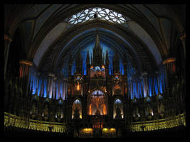 Notre-Dame Basilica by fragrant-woods