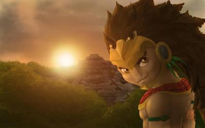 Roh - Aztec Journey by Team4Taken