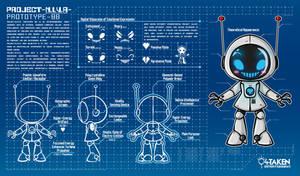 4TAKEN - Project-N.I.V.A- Prototype-00 by Team4Taken