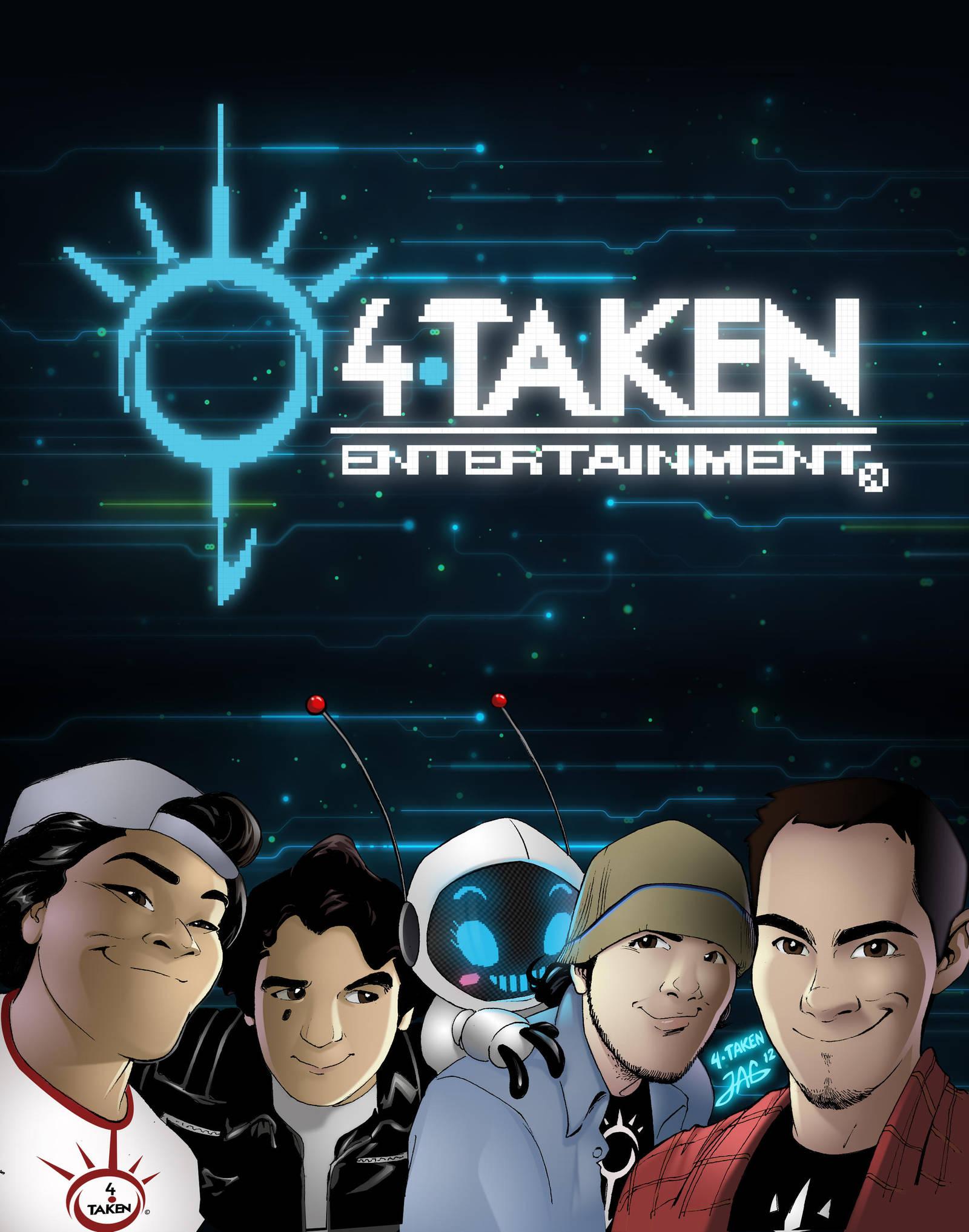 4TAKEN - First ID by Team4Taken
