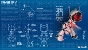 Proyect NIVA 07_Character-ConceptArt by Team4Taken