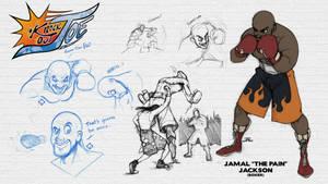 Knock Out Joe - Jamal by Team4Taken