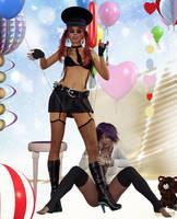 Balloons by budo-san