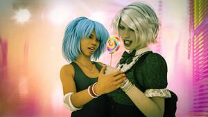 Lollipop by budo-san