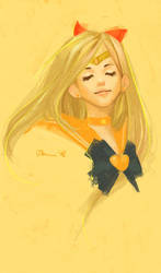 Sailor Venus by 1022