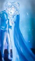 Jack and Elsa by ThatRandomGurl