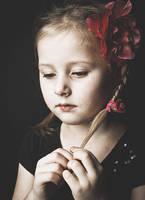pensive... III by JoaGna
