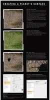 surface tutorial - part 01 by continentaldrift