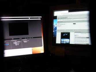 new idea - desktop screenshot by continentaldrift