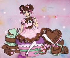 Lolita Gluttony by OpheliaRisen