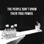 People don't know their true power by Mistikfantasy