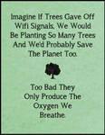 Trees wifi by Mistikfantasy