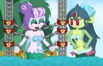 mermaid match! (2/2) by ItsDQ