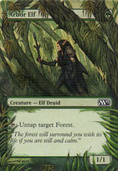 Arbol Elf extended by EruAlasthor