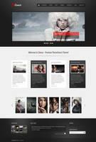 Silence - Portfolio, Photography Theme by m-themes