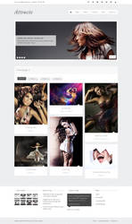 Attracto Wordpress - Homepage with Portfolio by m-themes