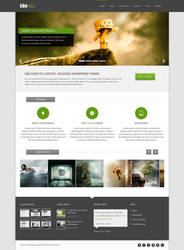 LikeThis Wordpress Theme by m-themes