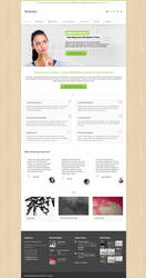 Avamys Wordpress Theme - Boxed layout by m-themes