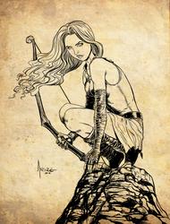 Elise by ANDREWCOTINGUIBA