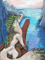 Call of the Open Sea by DanielleMWilliams