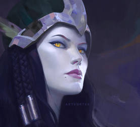 Pharah by ArtVorteX