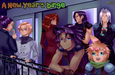 A New Year's Dirge by xiaa