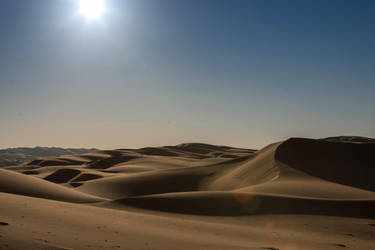 Liwa desert by wphotography