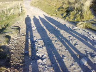 My family of Shadows by Cornish-Ninja