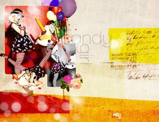 candy girl by Gagaphone