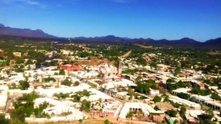 Alamos, Mexico. Pueblo magico. by Gagaphone