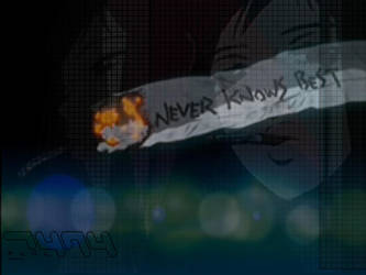 Never Knows Best by shadezero