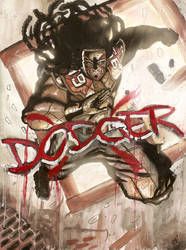 Dodger no. 01 by qba86