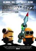Minion Fuzz Poster by Alecx8
